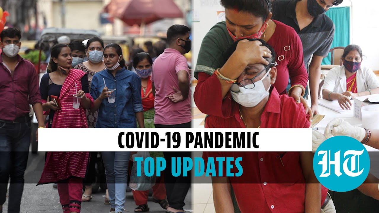 Download Covid update: 35 crore doses given in India; Sputnik V jabs available; Covovax trials not approved
