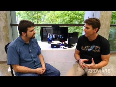 Immersed 2015 VR Conference PlayStation VR Interview With Dr. Richard Marks