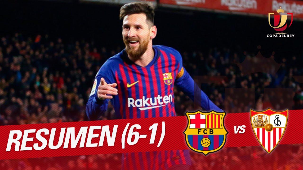 Barcelona vs. Sevilla EN VIVO con Messi y gol de Coutinho: se ...