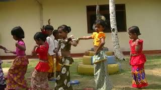 Mee Aba Atthe Sinhala New Year Song  Lamaya Pre School Ahangama