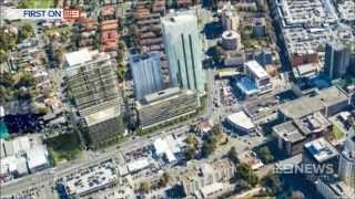 Nine News Sydney: Redevelopment Of Parramatta's Auto Alley (24/3/2015)