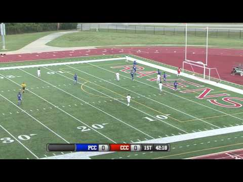 CCC Men's Soccer vs Pratt Community College