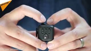No Stress: Meet Fidget Cube That Will Help You Focus