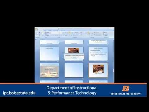 Boise State OPWL: A Webinar with Dr. Jim Kirkpatrick