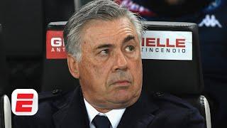 Carlo Ancelotti SACKED at Napoli - Are Arsenal and the Premier League next? | ESPN FC