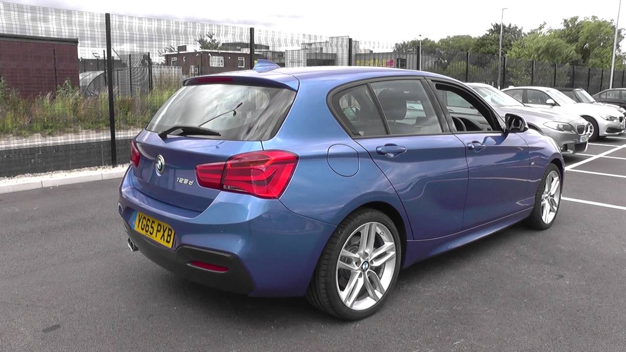bmw 125d m sport auto u7902 youtube. Black Bedroom Furniture Sets. Home Design Ideas