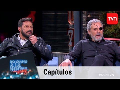Santiago Pavlovic y Rafael Cavada recordaron sus viajes en NCN | No culpes a la noche
