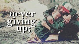 Stranger Things | Never Giving Up