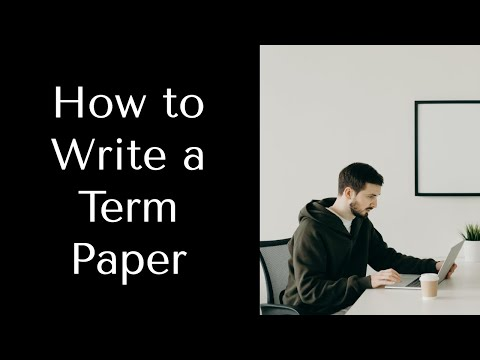 How to Write a Term Paper with Essay.ws