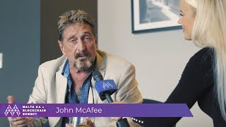 John McAfee: Decentralised Exchanges Are Coming (EXCLUSIVE)
