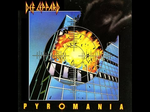 Def Leppard  Too Late For Love  HQ Audio