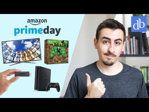 MIGLIORI OFFERTE AMAZON PRIME DAY - TV, console e accessori