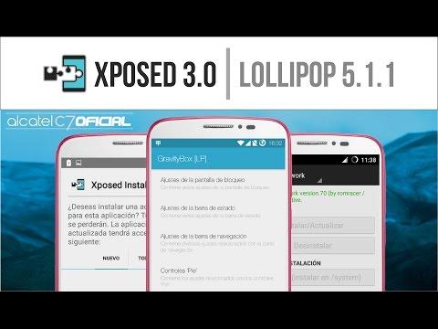 Instalar Xposed 3.0 Lollipop - CM12.1