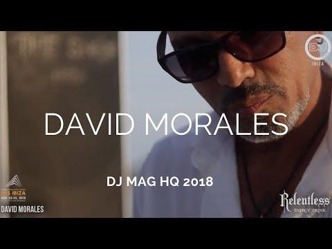 David Morales - Live @ DJ Mag HQ Ibiza [23.05.2018] (Soulful Disco House)