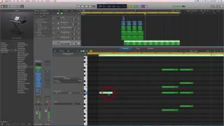House music / beat 1(d) - Logic Pro X