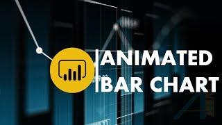 POWER BI - Animated Bar Chart