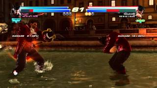 Tekken Tag Tournament 2; ZoowillY (Marshall Law & Heihachi)  vs. DannyDuhMD (Devil Jin & Jin)  HD