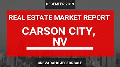Carson City Nevada Real Estate Market Report Dec 2018 | Nevada Homes for Sale
