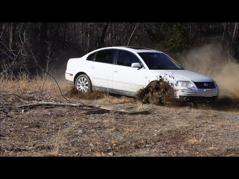 Durability Test: Volkswagen Passat...