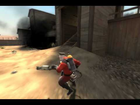 Pyros Can Reset The Bomb By Airblasting Carrier Into A Pit