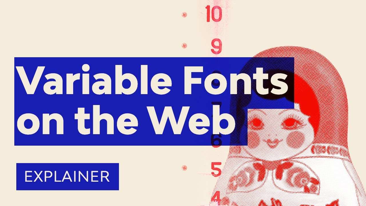 Variable Fonts on the Web, Explained