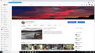 Find your YouTube Channel Custom URL - simple, quick and easy 2019