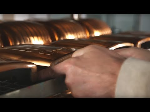 How the Dualit Classic Toaster is made