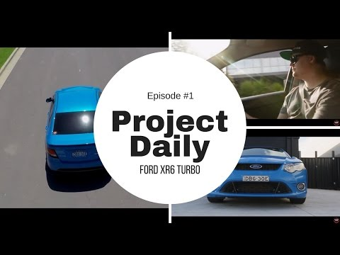 'Project Daily' EP #1 -  Daily Turbski's!