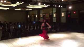 the most incredible workshop by the phenomenal instructor nathalie bellydance