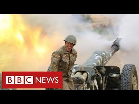 Fears Of Wider War As Azerbaijan-Armenia Fighting Escalates - BBC News
