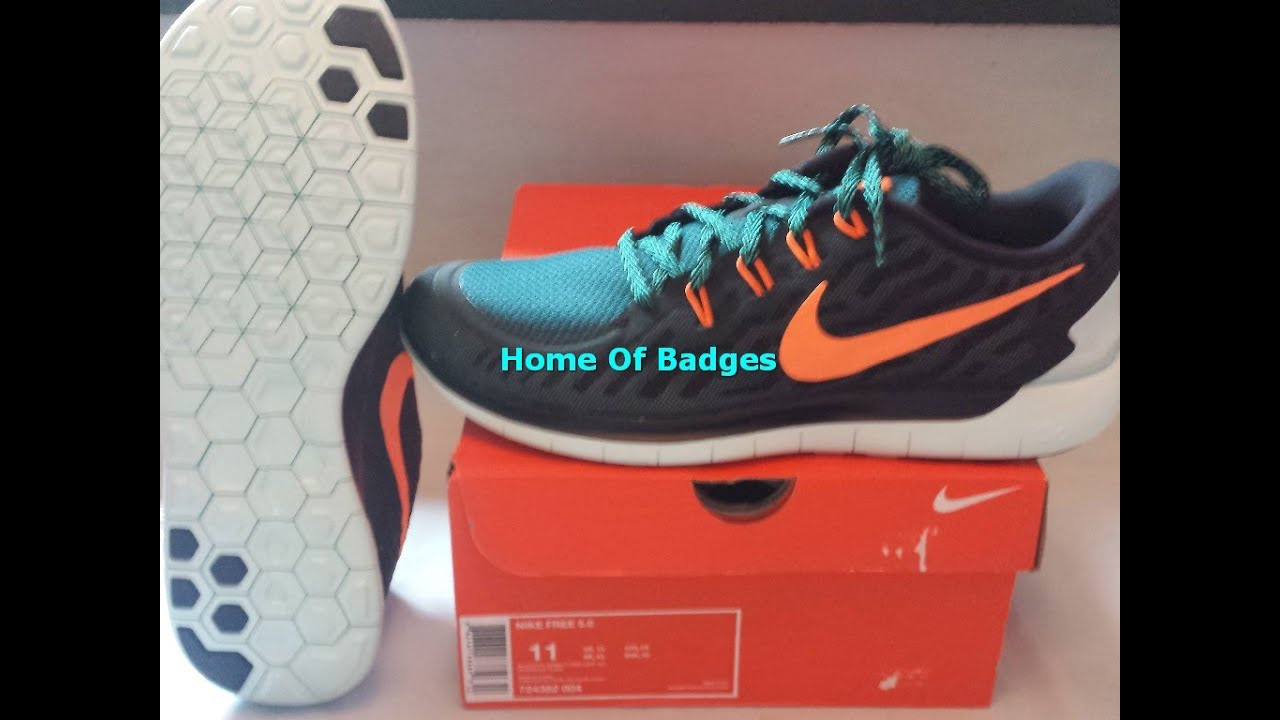 796480549f3 20150605 Nike 2015 Q2 Men Free 5.0 Running Sneaker Shoes 724382-004 ...