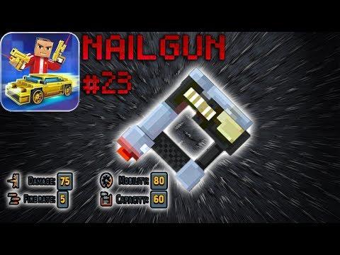 Block City Wars - Nailgun [Review]