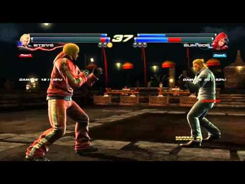 Sodium Overload 4 - TTT2 Grand Finals Part 2 - HotShot/FoxSteve vs TekkenGuru
