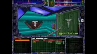 System Shock Enhanced Edition PC Gameplay | 1080p