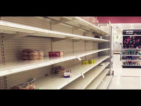 Empty Shelves | Food Shortages | Prepper | Prepping 2021