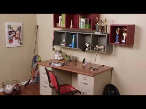 Easy DIY Children's Study Room Upgrade   Minwax