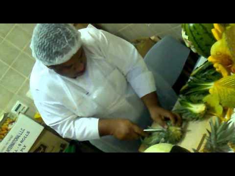 Mr. Silva-Master of Carving-Al Wasita Emirates LLC-Part-2