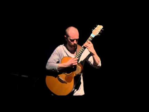 Gary's solo guitar arrangement of Kate Bush's 'This Woman's Work'