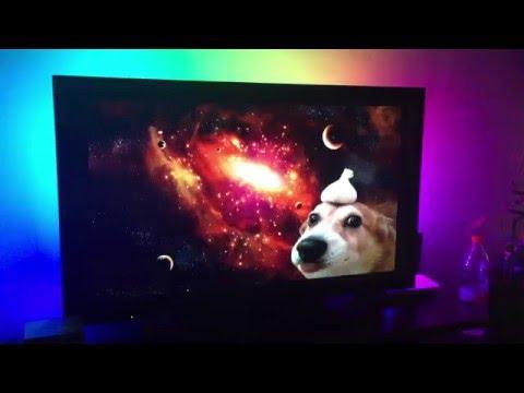 RaspberryPi - AikonCWD's V5 test (Kodi + Retropie + Moonlight + Ambilight)