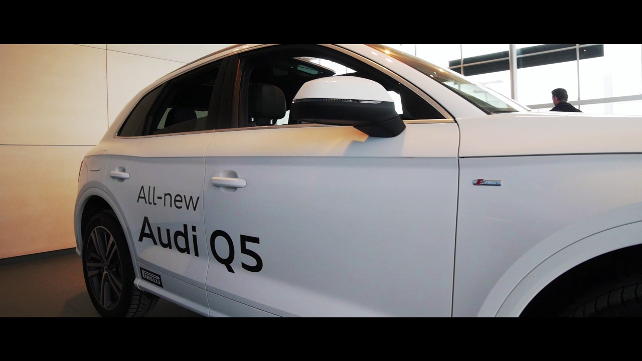 Audi Uptown - Q5 Launch Event - YouTube