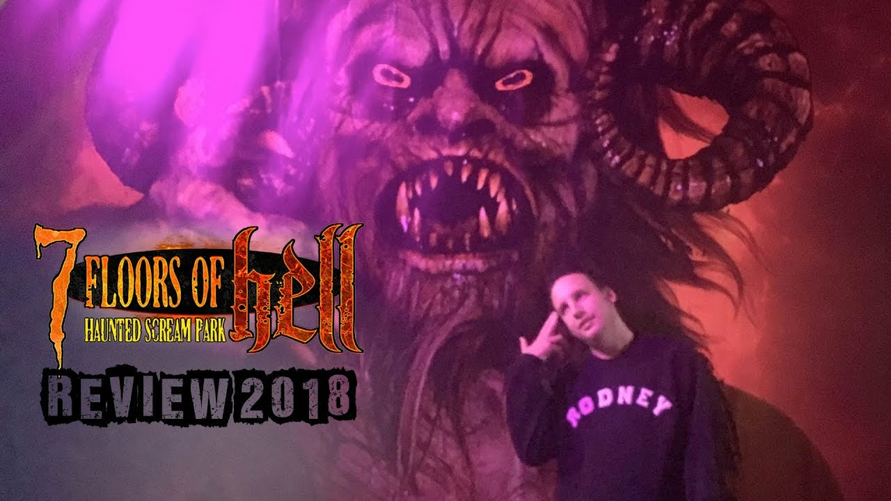 7 Floors Of Hell Review 2018 Youtube