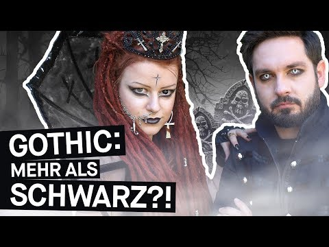 Gothic-Szene: Was steckt dahinter? || PULS Reportage thumbnail