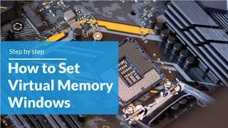 How to Set Right Virtual Memory Size in Windows 10 (Hard Drive Trashing)