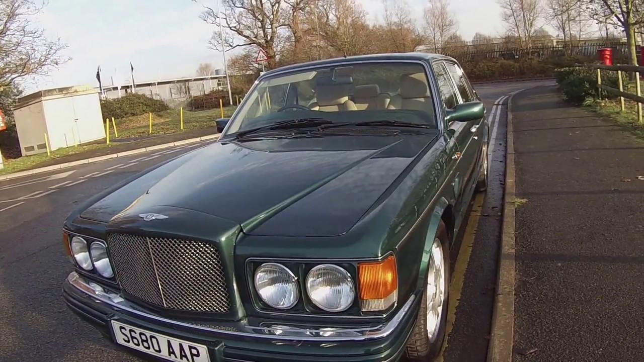 1998 Bentley Brooklands R Mulliner In Sherwood Green