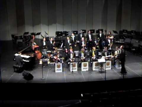"University of Missouri Concert Jazz Band - ""Zoe"""