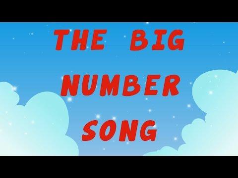 La chanson des chiffres (1 à 100)