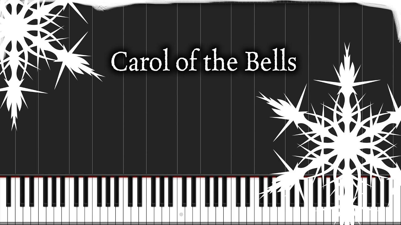 Download Carol of the Bells (Piano Version) | Piano Tutorial + Sheet Music