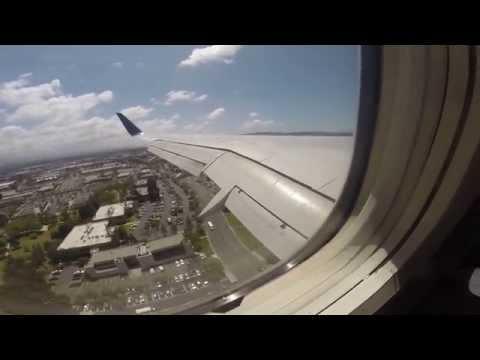 GoPro HD Landing - John Wayne Airport - Delta fligt HD