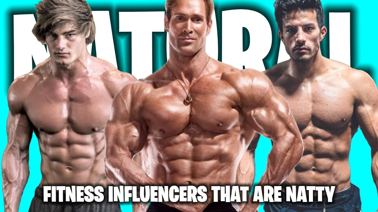 FITNESS INFLUENCERS THAT ARE ACTUALLY NATURAL