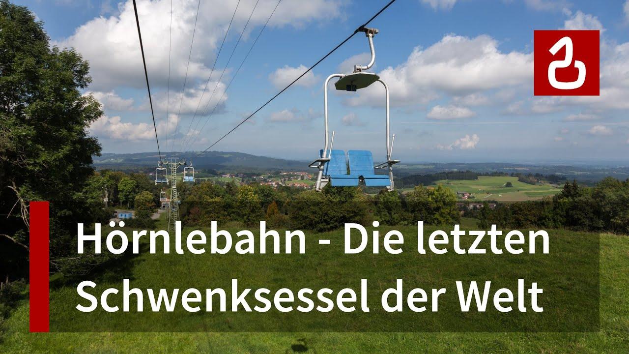 Sesselbahn Bad Kohlgrub H 246 Rnle Youtube